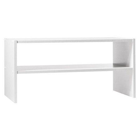 "24"" Stackable Shelf - White - Room Essentials™ : Target - could use a bunch of these for built ins in sun room"