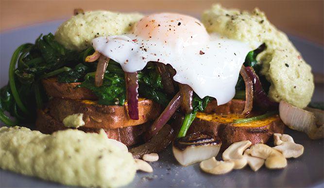 ▶▶▶ Das perfekte Frühstück, wenn es mal etwas reichhaltiger sein darf: Egg Benedict - Paleo Style http://primal-state.de/egg-benedict-paleo-style/?utm_campaign=coschedule&utm_source=pinterest&utm_medium=Primal&utm_content=Egg%20Benedict%20-%20Paleo%20Style
