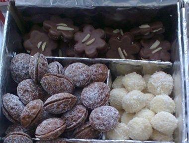 Cukroví nejen pro celiaky - bio