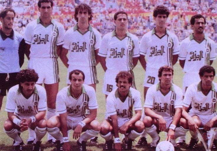 85 best images about football alg rien des ann es 60 90 on pinterest coupe football and monaco - Coupe du monde mexique 1986 ...
