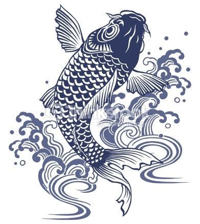 20 best evil tattoo designs images on pinterest for Poisson koy
