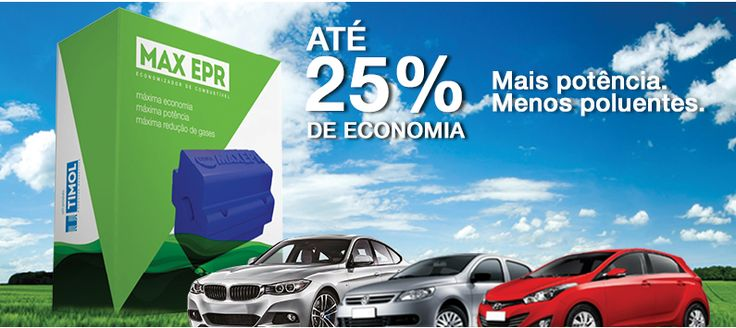 MAX EPR Economizador de combustível.
