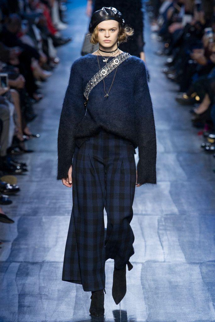 Fall 2017 Christian Dior