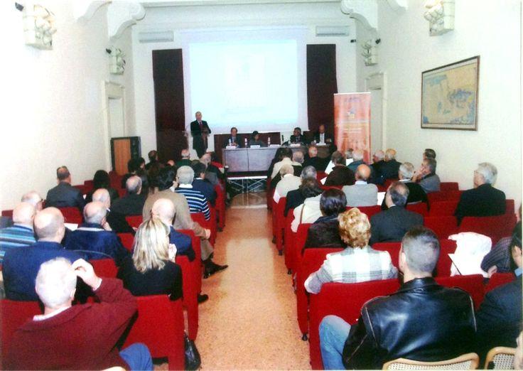 Sala plenaria al 15° congresso ASPPI del 31 ottobre 2009