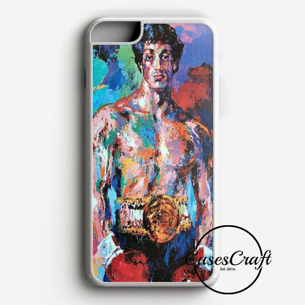 Stallone Rocky Balboa Art iPhone 7 Plus Case | casescraft