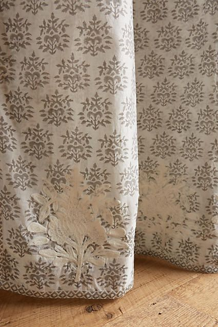 Bedroom Curtains - Anthropologie