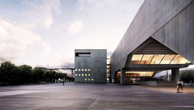 CGarchitect - Professional 3D Architectural Visualization User Community | Cais das Artes (Quay of Arts)