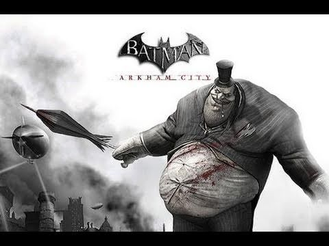 Batman: Arkham City - Penguin Trailer
