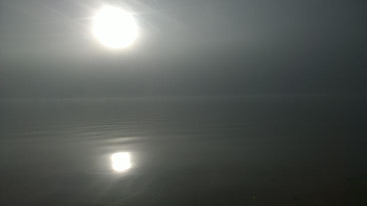 Le matin sur le lac