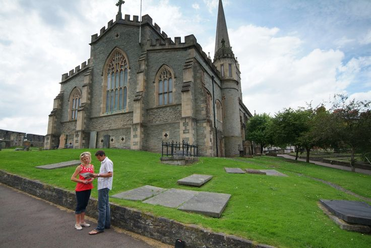 St. Columb's Cathedral is hailed as the mother church of Church of Ireland, Diocese of Derry. The church holds the original keys to the city.