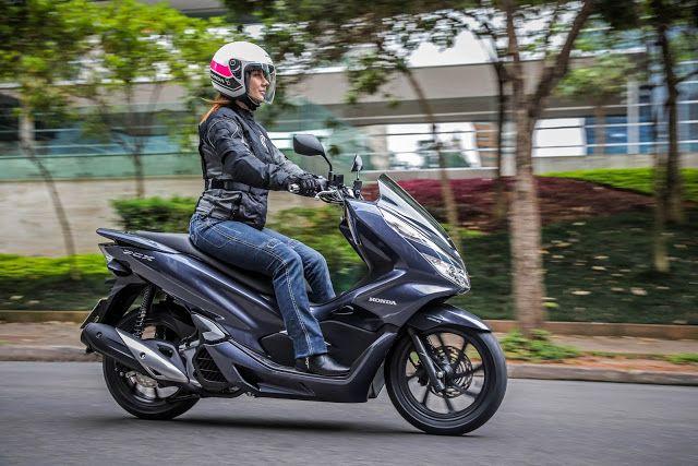 Honda Pcx 150 2020 Ganha Versao Mais Barata Com Freios Abs Por R