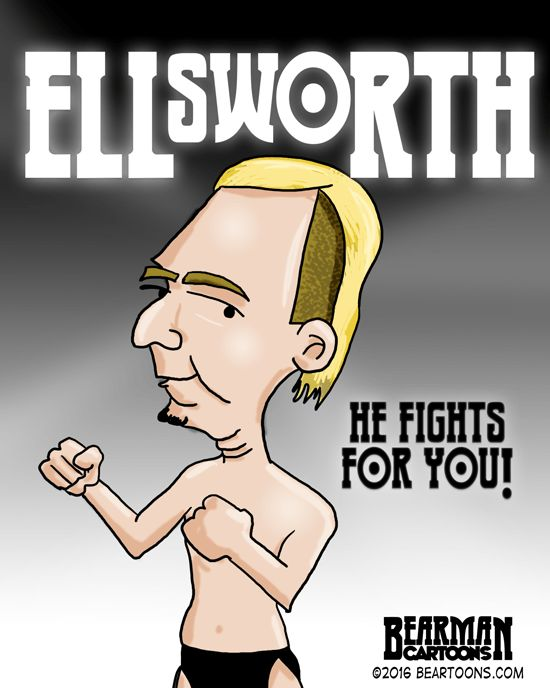 James Ellsworth Cartoon