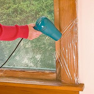 How to Install Window Plastic to Reduce Your Electricity Bill.