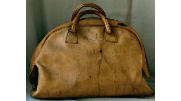 BBC - A History of the World - Object : Amy Johnson's Flying Bag