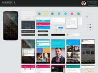 Just another Android L UI Kit