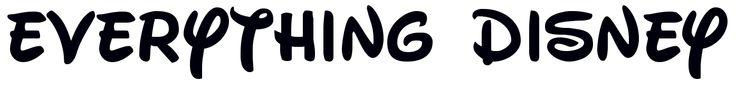 Disney Font - Disney Font Generator