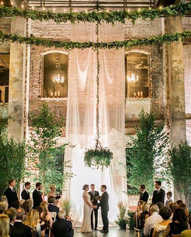 Indoor Wedding Ceremony Brampton: Wedding Inspiration @wedding.portugal Magical! Love How