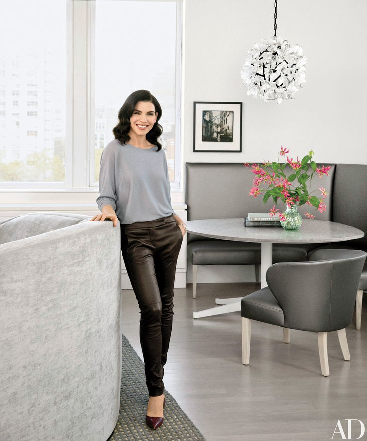 Julianna Margulies's Light-Filled New York City Apartment