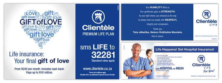 Clientelle - Design and layout of Clientelle billboard and various print ads. DESIGN & ROLLOUT