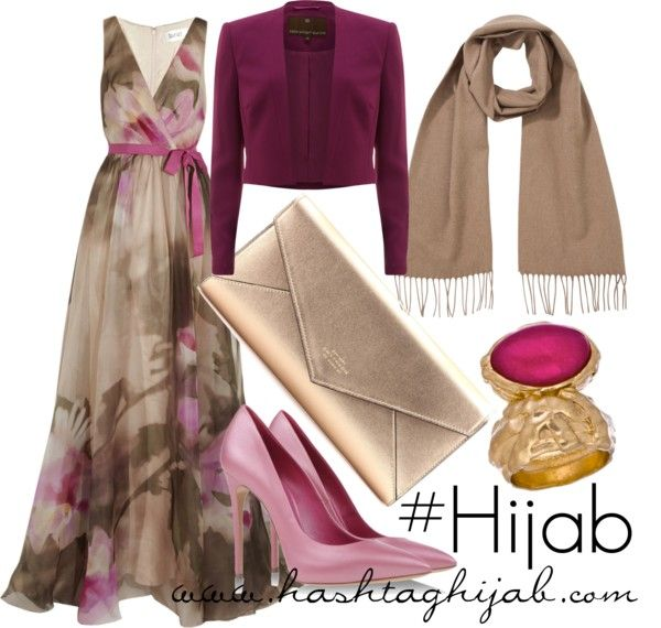 Hashtag Hijab Outfit #153
