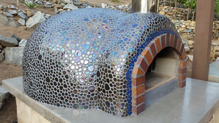 476 best images about pizza oven designs on pinterest for Rocks all insulation