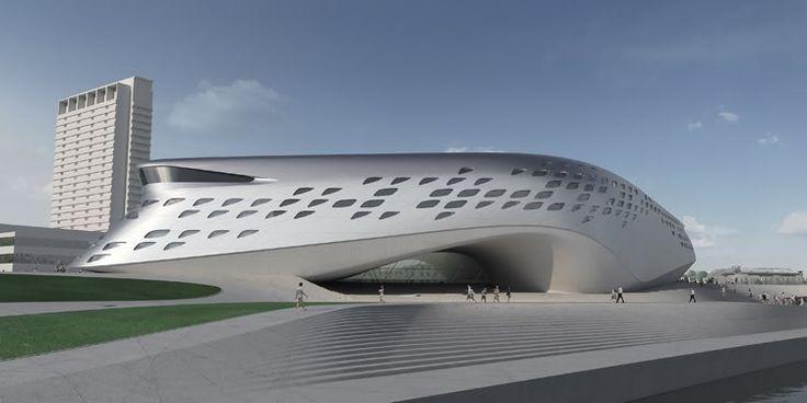 https://eliinbar.files.wordpress.com/2011/10/zha_guggenhermitvilna_02.jpg Zaha Hadid Buildings