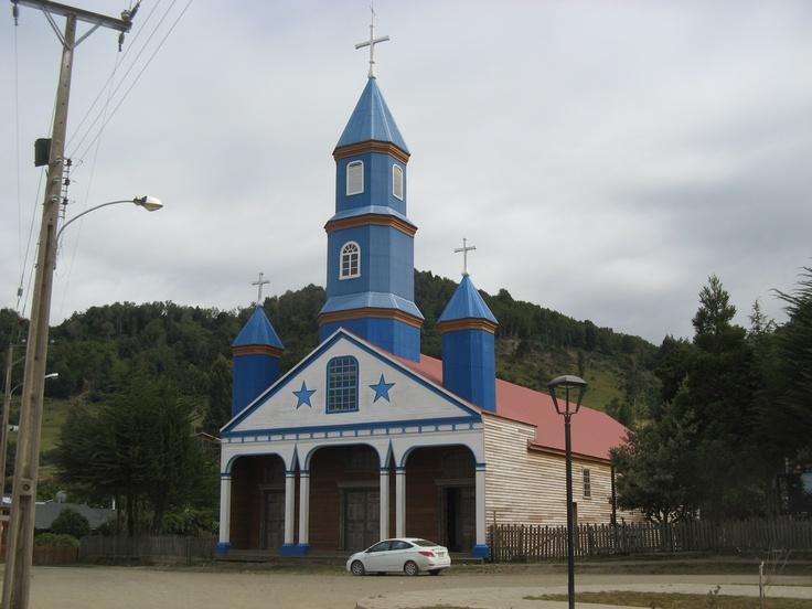 Iglesia Tenahun - Chiloe