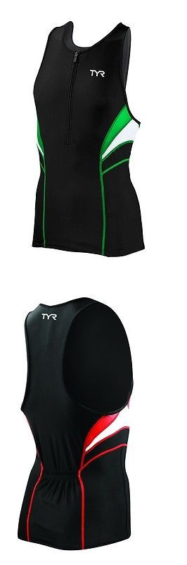 Triathlon 2918: Tyr Mens Competitor Tri Tank -> BUY IT NOW ONLY: $49.95 on eBay!