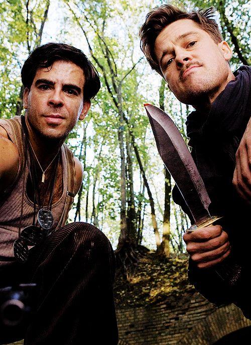 Inglorious Basterds. Quentin Tarantino, 2009.                                                                                                                                                                                 Plus