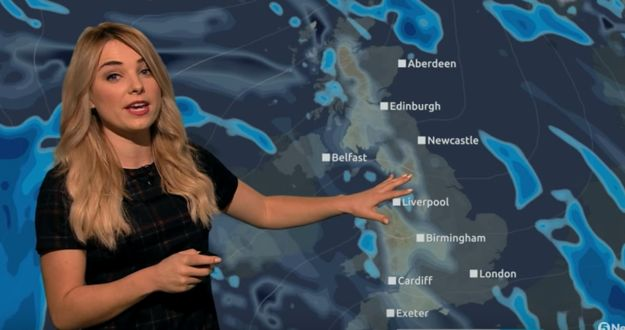 "This Weather Reporter Snuck In Multiple ""Star Wars"" Puns While Reporting The Weather"