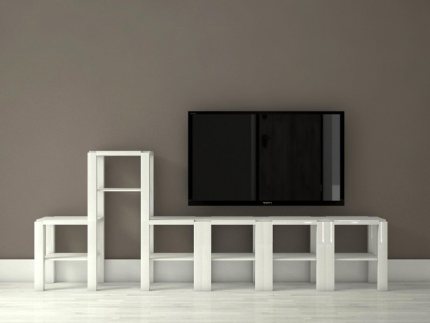 T-boret - a seat? Storege shelves? Both of them and more!