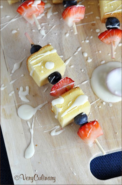 4th of july recipes pound cake