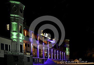 Eden Hotel, the birth of the city of La Falda