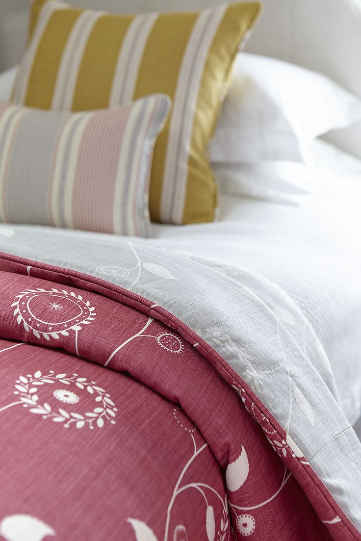 We can offer a reversible quilt that can be designed in two of your favorite fabrics.