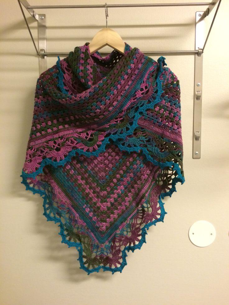 Shawl! Crochet
