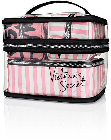 Victoria's Secret NEW!Four-piece Travel Case on shopstyle.com
