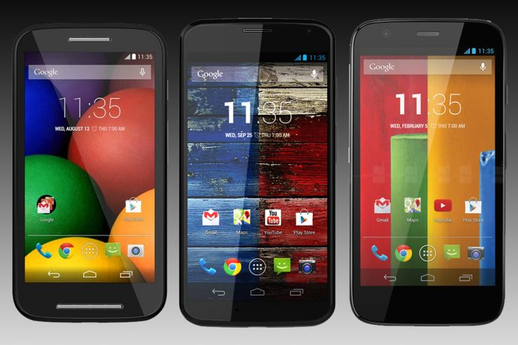 Moto G and Moto X to get Android 5.0 Lollipop update soon