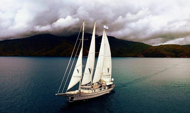 Life's Best #John #Walker #Son #Voyager #Sailboat