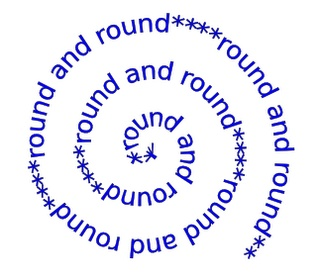How to... Circular Text in Inkscape: Scal Svg