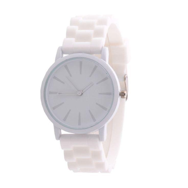 Montre Femme Silicone Watch Rubber Unisex Quartz Watch Reloj Pulsera Mujer Analog Sports Womens Watches-in Women's Watches from Watches on Aliexpress.com   Alibaba Group