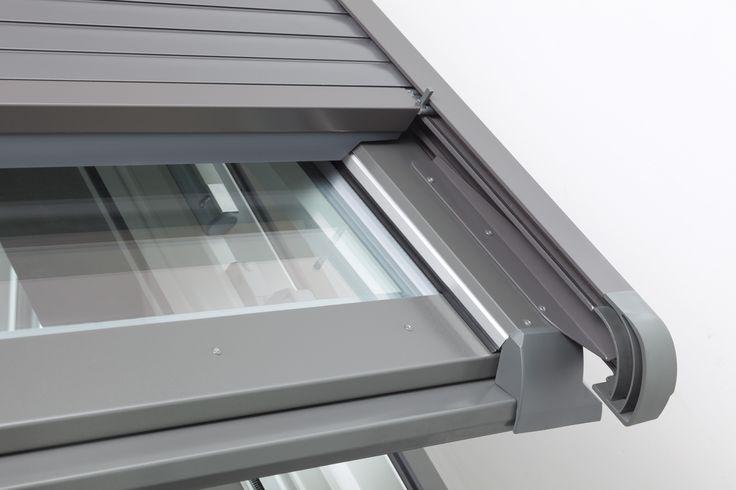 die besten 25 rollos f r dachfenster ideen auf pinterest dachfenster mit rollo gardinen f r. Black Bedroom Furniture Sets. Home Design Ideas