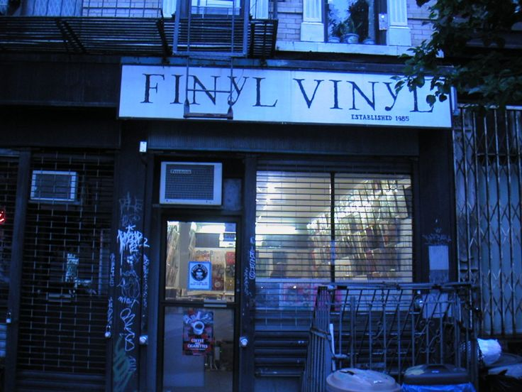 62 best record store business cards and storefronts images on finyl vinyl new york city reheart Choice Image