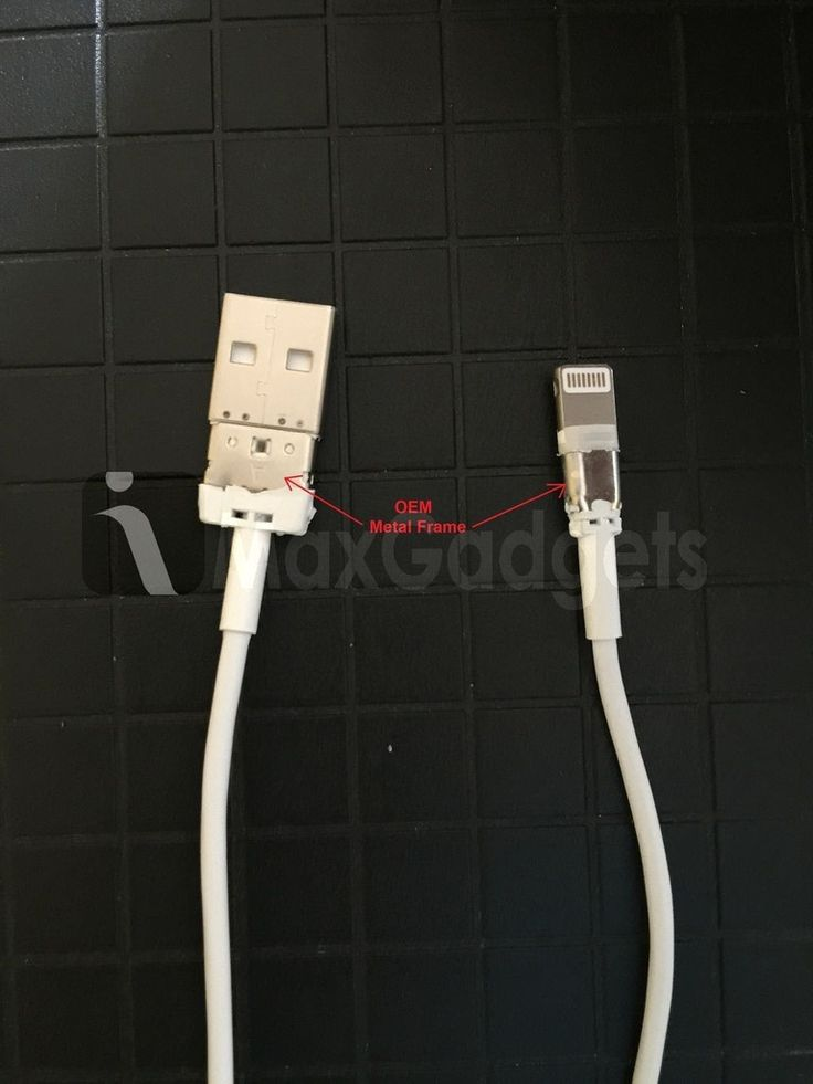 OEM Authentic Original Apple iPhone 5s 6 6plus Lightning USB Data Cable Charger   #iPhone #Cables #Adapters
