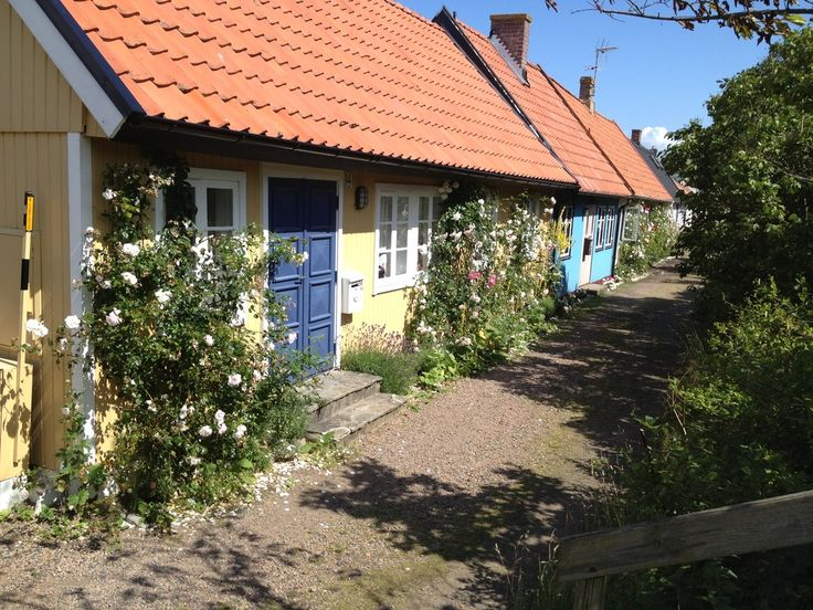 Cute cottage in Torekov
