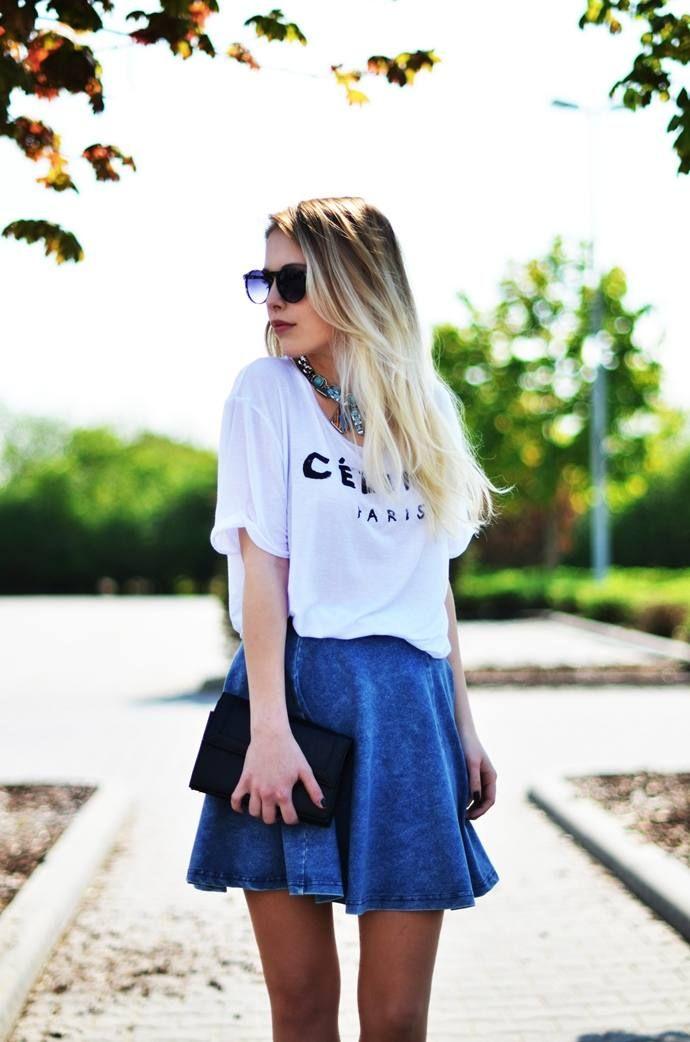 Céline ( Sunglasses & T-Shirts )