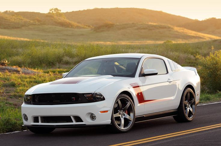 2012 Roush RS3 Mustang