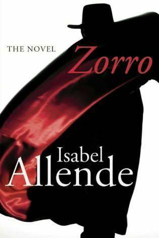 Zorro by Isabel Allende. #favorite