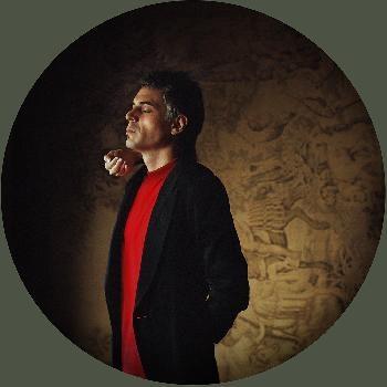 Luis Gonzalez Palma - 2007 Jerarquías de Intimidad la Anunciación