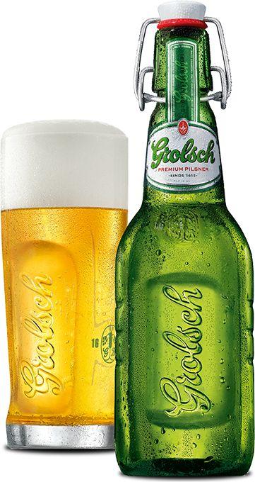 Grolsch Premium Pilsener (Netherlands) - Pilsner