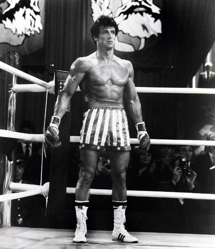 Sly in 'Rocky IV'   Physique   Pinterest   Sylvester ...